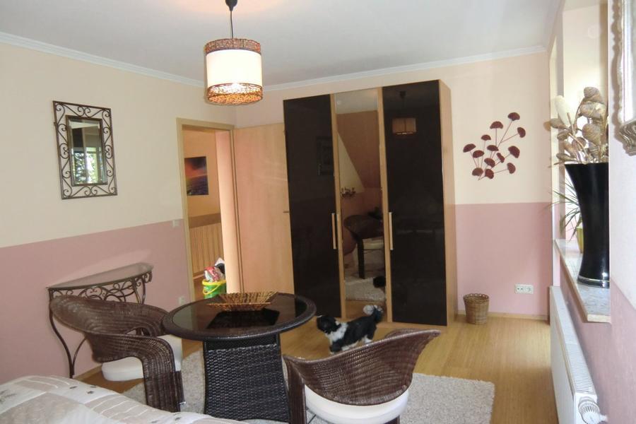 Schlafzimmer Bellevue | Ferienhaus Bad Sachsa Haus Bellevue Ferien In Bad Sachsa